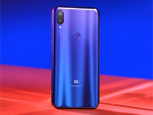 Xiaomi Mi Play with 5 84-inch FHD+ water-drop notch display and