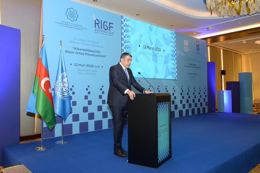 Baku hosting 6th Regional Internet Governance Forum