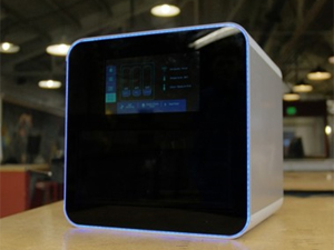 NexD1 Printer Brings Polyjet-Style 3D Printing to Consumers