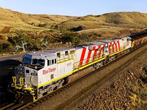 Rio Tinto operates first fully-autonomous test train