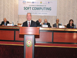 Lütfi Zadə irsinə həsr olunmuş «Soft Computing» II Ümumdünya elmi konfransı davam edir